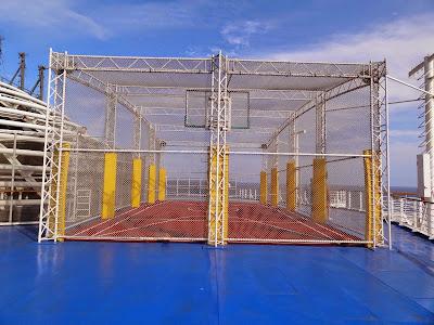 Deck 18 Sports Court