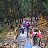 Adršpašsko-Teplické skály (13) - schody na zříceninu hradu Střmen