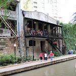 The San Antonio River Walk, San Antonio, TX