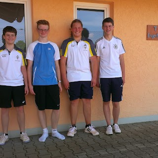Junioren - Mannschaft 2013