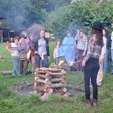 Slavnostní zapálení závěrečného ohně (1)