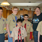 Nuclear Science Merit Badge Clinic - March 2015