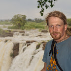 Anton @ Vic Falls.Zambia