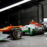 Force India VJM05 Mercedes front left