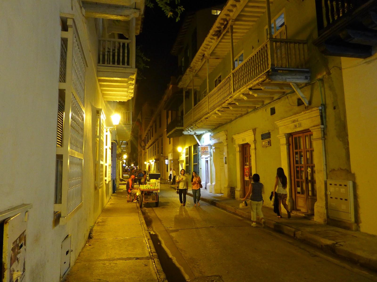 Colombia Nov 2015 :: Cartagena