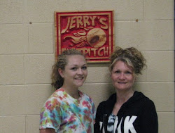 Alyssa Bailey and her mother Deanna (father Gerald not pictured)from Pineville, WV Plays travel ball for WV Rampage