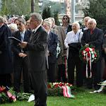 Rubovszky András, a Széchenyi Társaság főtitkára, a képen jobbról Hrubík Béla, a Csemadok országos elnöke, mögötte Urbán Aladár, a Palóc Társaság elnöke