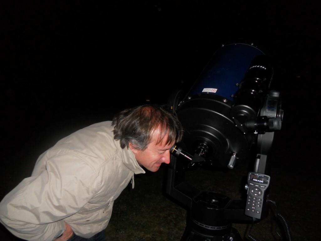 Observation du ciel étoilé 27 avril 2011
