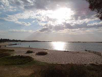 Back on the Kalbarri town waterfront