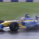 Jenson Button Renault R202