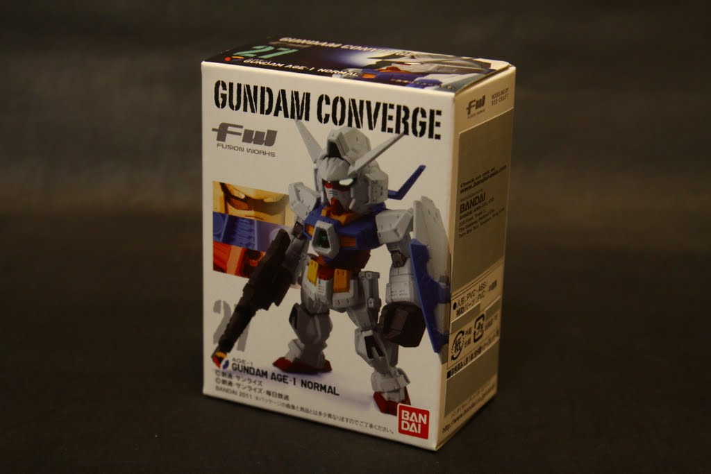 No 27 Gundam AGE-1 Normal