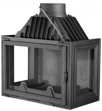 PANTHERM 68 LIJEVI+DESNI lateral dim. 680x500 promjer dimovodne cijevi: fi150/fi200 težina ložišta:135 kg