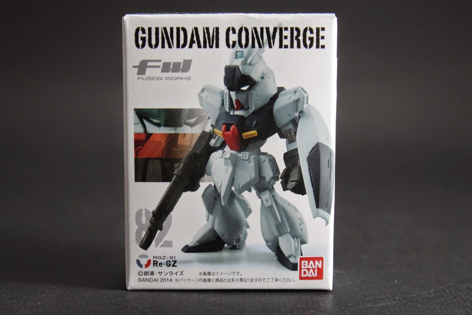 RGZ-91 Re-GZ Z Gundam的發展型簡易量產機