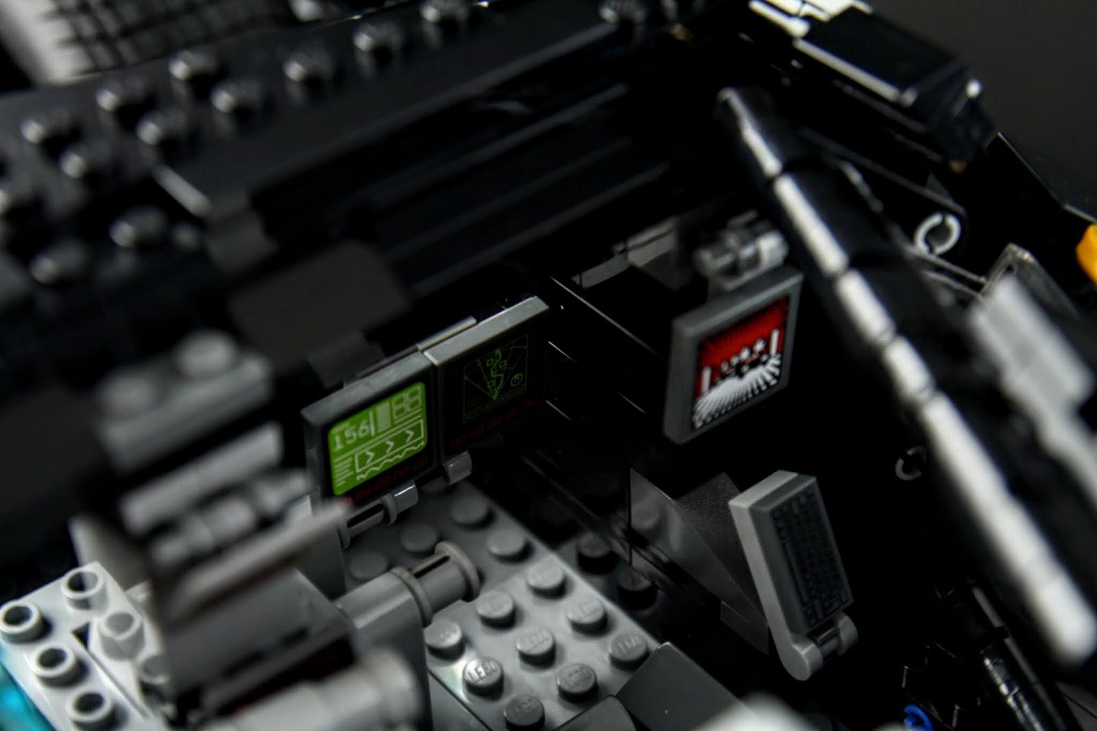 各狀態的儀表板也有用貼紙表現功能