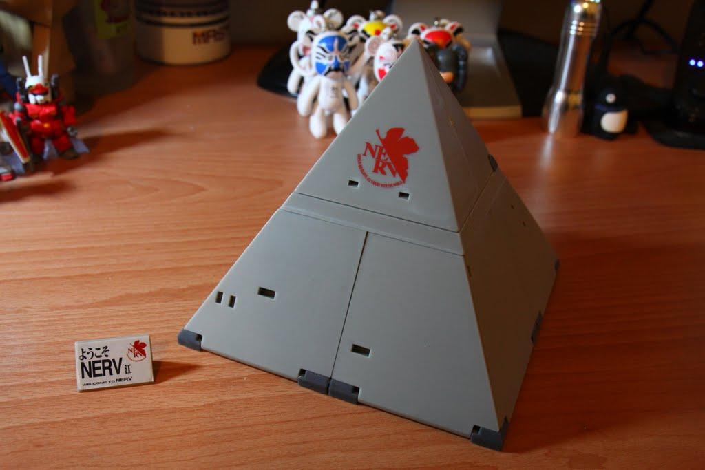 完成!金字塔NERV!