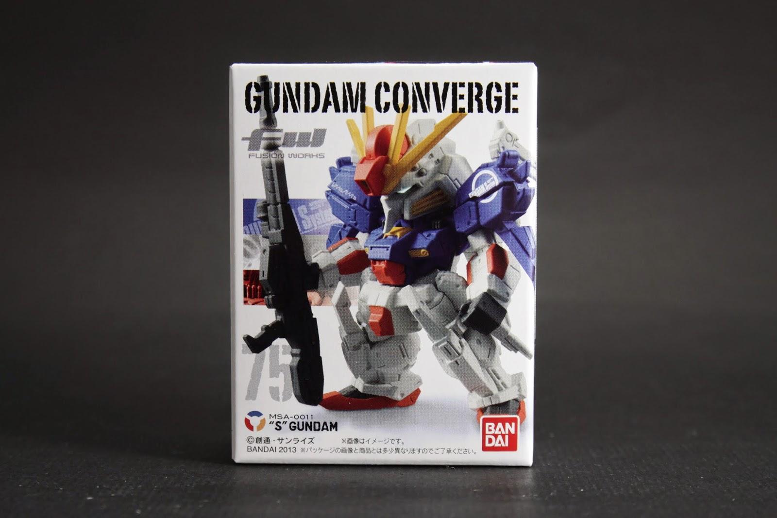 MAS-0011 S Gundam 算是跟ZZ同期機