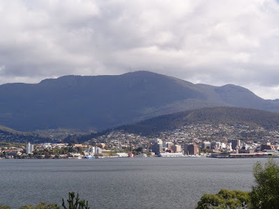 Hobart from Bellerive