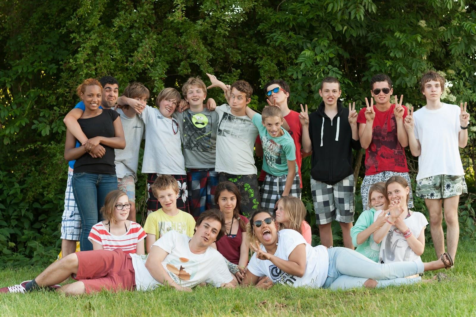 2014 - Pinksterkamp