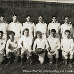 Crescent College Senior Cup Team 1955-56