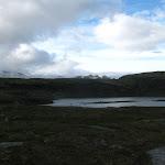 Už se rýsuje ledovec Hardangerjøkulen