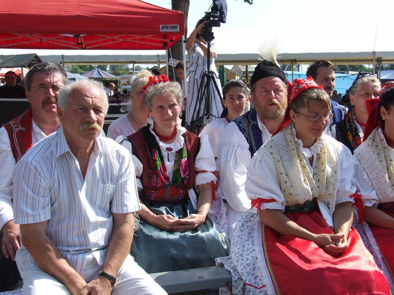 Ajaki Nemzetközi Lakodalmas és Hagyományörző Fesztivál 2009
