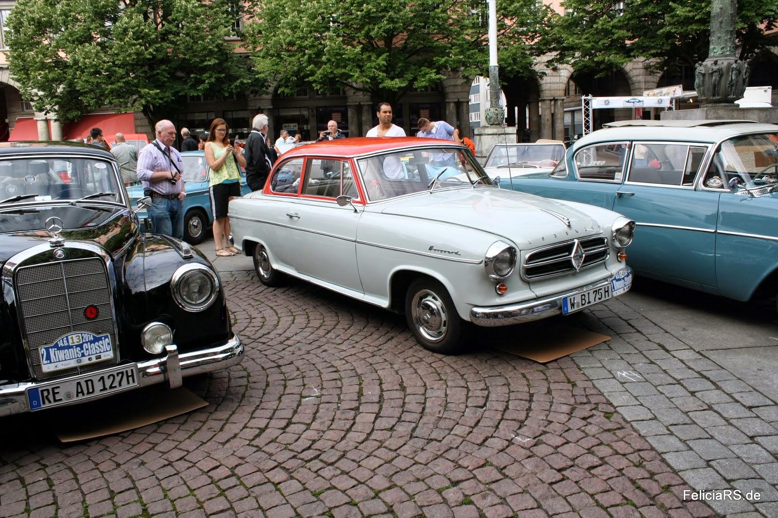 Borgward Isabella TS 1960