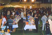 Journée du Livre 05, Ambiance, public, Cossé 2004