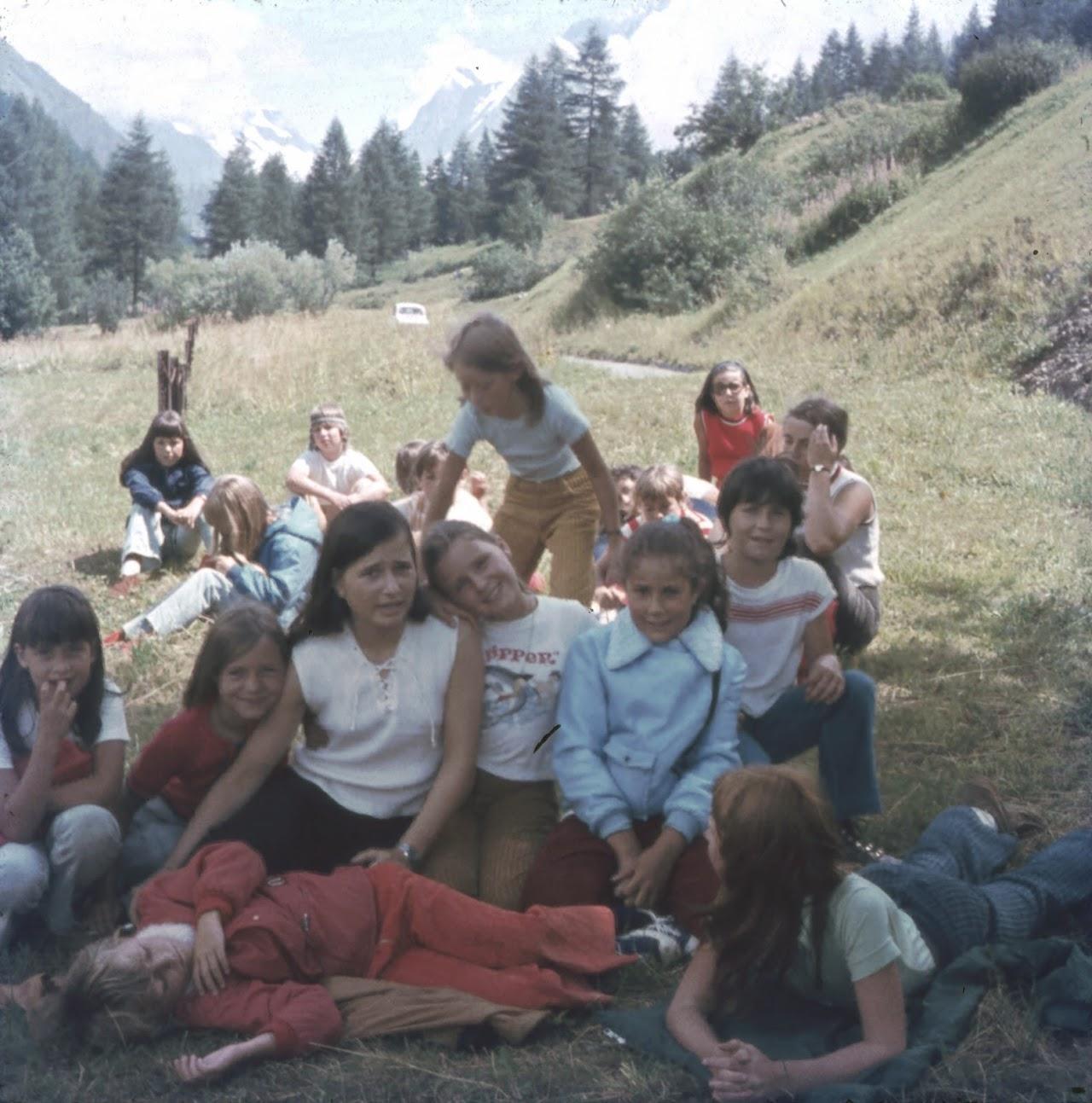1981 Sommerlager JW - SolaJW81_079
