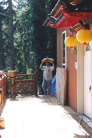 1997 - Building Niet Ban Shrine 2