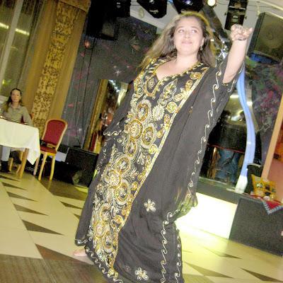 Мастерская танцев Востока SAMARQUAND, Евгения Акимова.