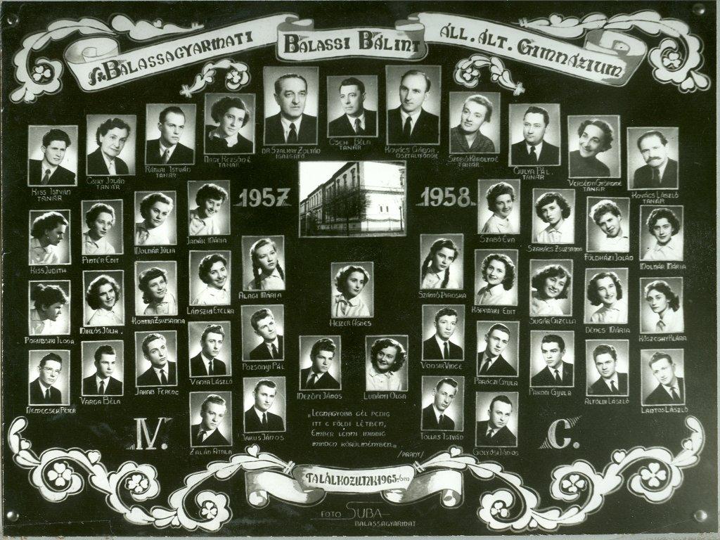1958 - IV.c