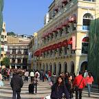 Macau has a lot more character to it than Hong Concrete
