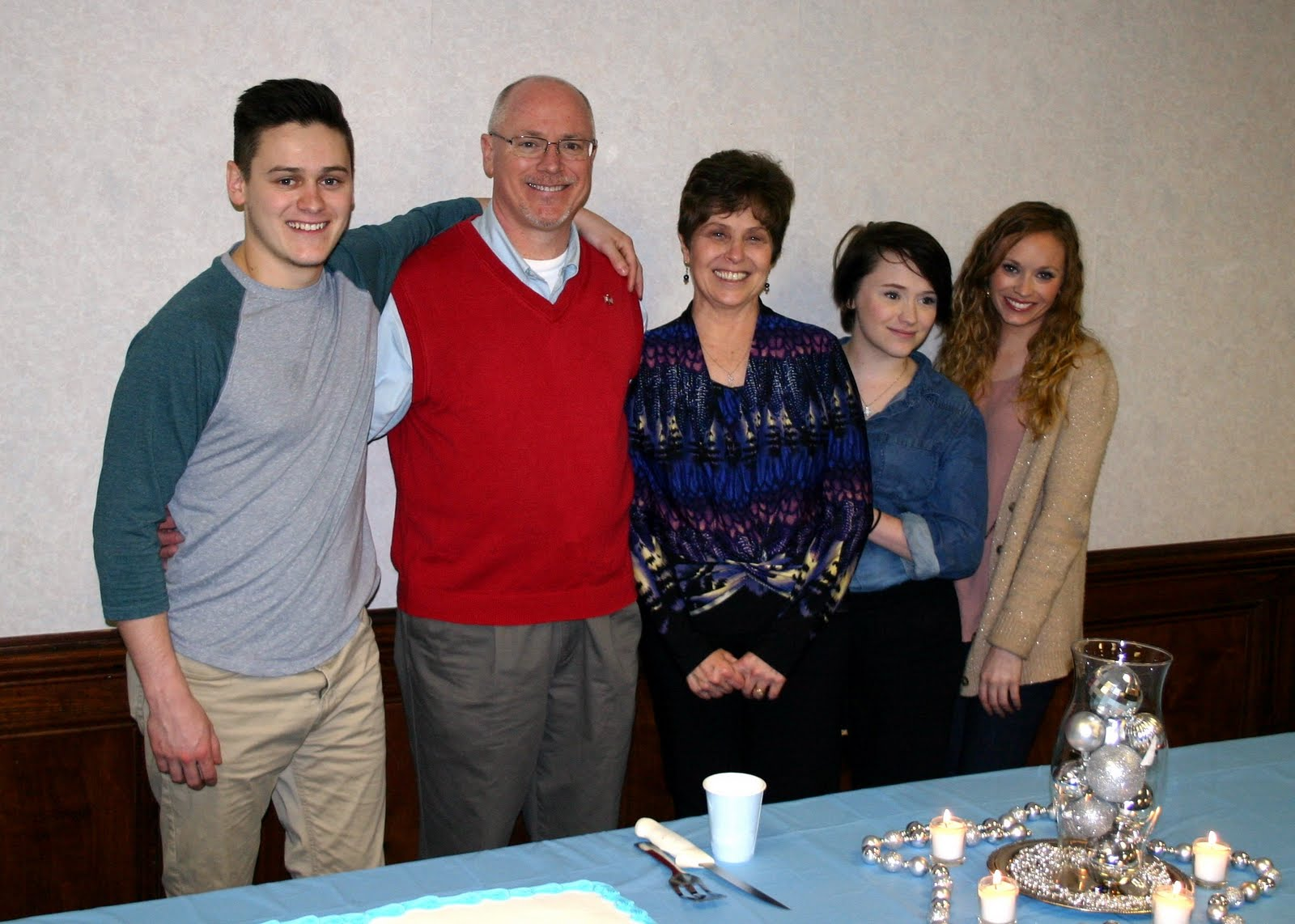 Jimmerson Family 10 Year Anniversary