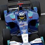 Nick Heidfeld Sauber C21