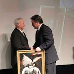 Vankó Ferencnek is Bárdos Gyula adta át a kitüntetést és az ajándékot