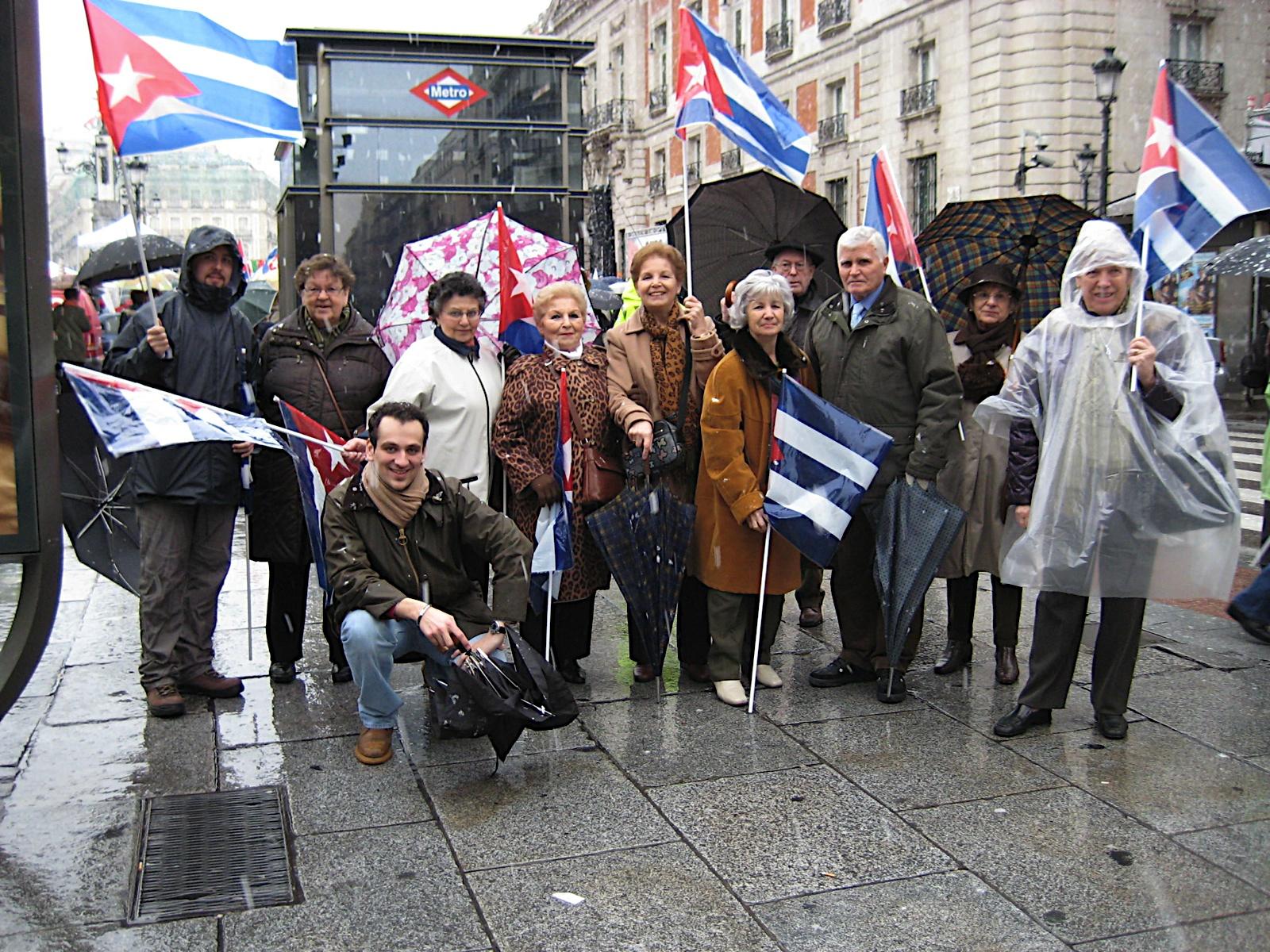 Concentracion Cuba Libre
