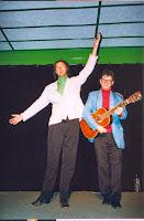 Fred et Pierre-Claude 01 Chansons sincères 1999 Simplé