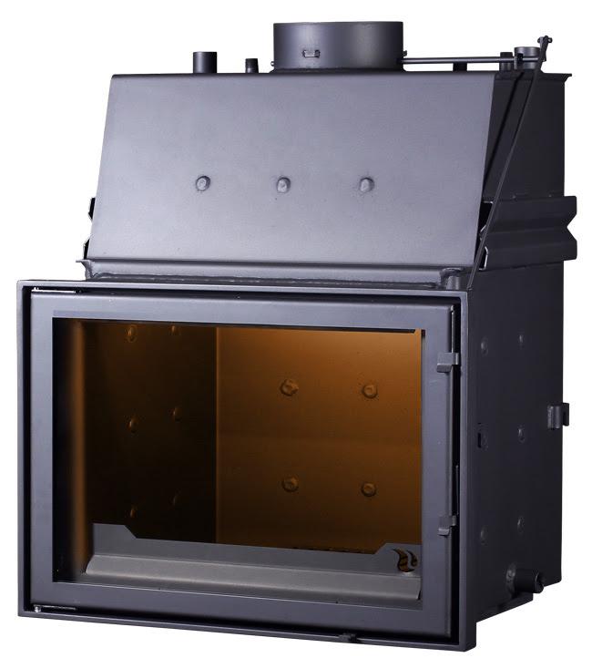 PANAQUA 30KW lateral dim. 800x550 promjer dimovodne cijevi: fi200