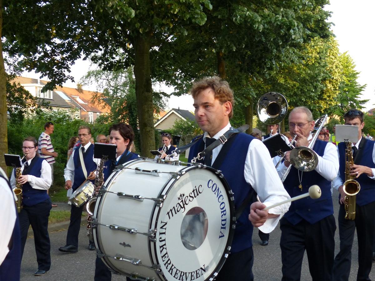 Concordia - Album 2013-06 - A4daagse Hoevelaken