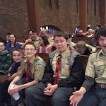 Scout Sunday - February 2016
