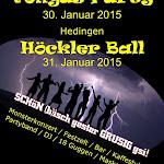 Vollgas Party Hedingen 2015