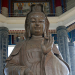 Avalokitesvara - Goddess of Mercy, Kek Lok Si temple, Penang