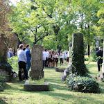 Az ünnepségre a Fiumei úti sírkert 29-es parcellájánál került sor