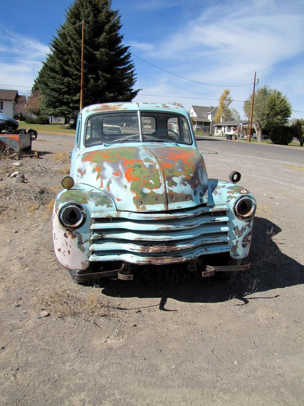 Colors of decades, 1948 Chevrolet Fleetline