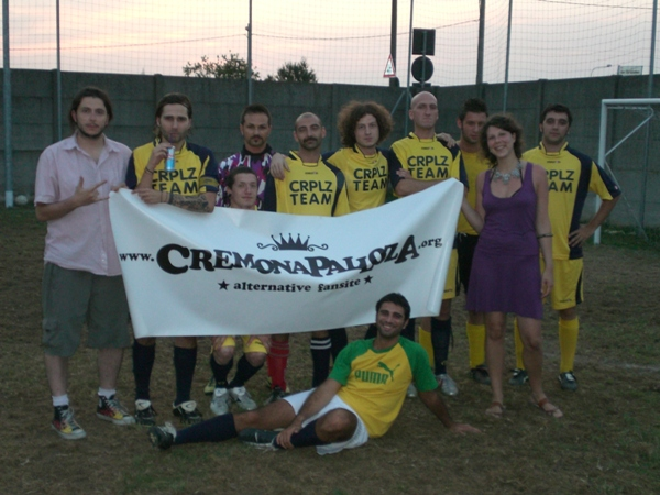 Cremonapalloza Team
