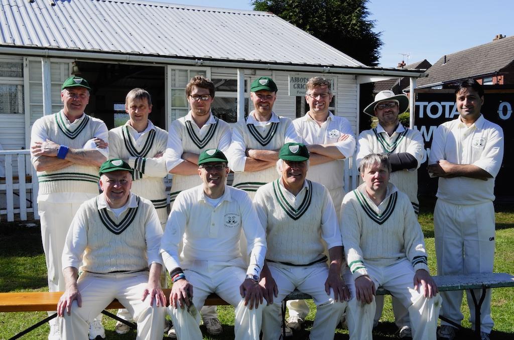 Alstonefield Cricket Club 2015