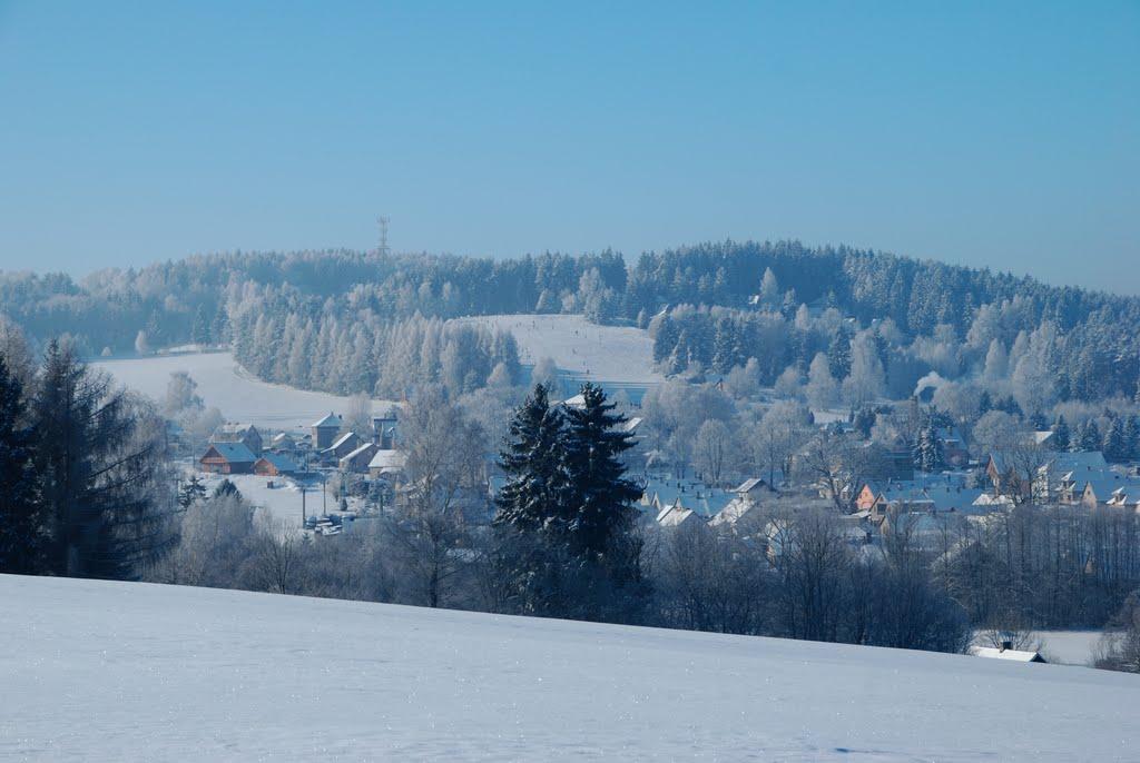 Ladovská zima 2010 - DSC_1635