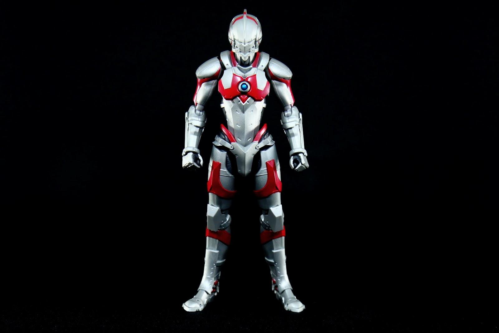 Ultraman本體, 非常素淨就是這次最大的缺點