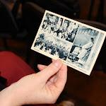 ... és jándékot is hozott: korabeli képeslap a Szent Jobb bevonulásáról Rimaszécs településen - családi ereklye