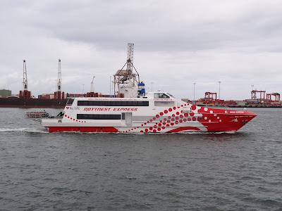 Ferry to Rottnest Island